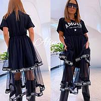 Красивое модное женское Платье