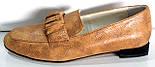 Туфли женские на низком каблуке от производителя модель КЛ2002, фото 4