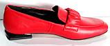 Туфли женские на низком каблуке от производителя модель КЛ2002, фото 3