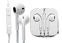 Наушники Apple EarPods with Mic (реплика), фото 1