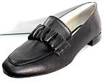 Туфли женские на низком каблуке от производителя модель КЛ2002, фото 8