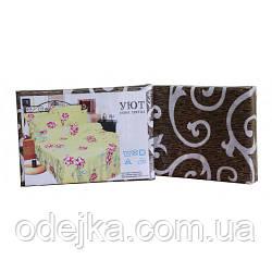 Комплект постільної білизни Затишок поліестер євро 210х220 (210855-1)