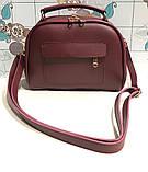 Женская Сумочка клатч кожзам на плечо сумка. В расцветках, фото 2