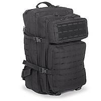 Рюкзак тактический штурмовой SILVER KNIGHT 30 литров (нейлон, оксфорд, размер 50х36х12см, цвета в ассортименте)