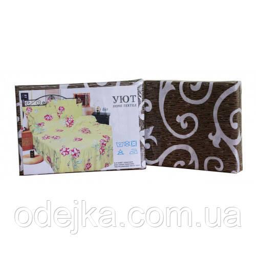 Комплект постельного белья Уют полиэстер полуторный 150х215 (210110-3)