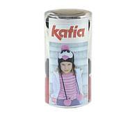 Набор для вязания Katia Kid's шапка пингвин красный №104