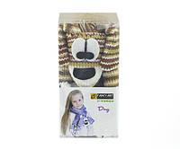 Набор для вязания Yonca Fancy Art шарф собака секционное крашение TR45Ndv07YFA