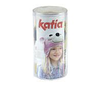 Набор для вязания Katia Kid's шапка обезьяна коричневая №84