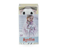 Набор для вязания Katia Kid's шарф кошка розовая