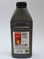 Тормозная жидкость DOT 4 (1 Liter) FERODO (Великобритания) FBX100
