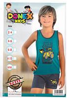 OZLEM Комплект майка+шорты для мальчика 10111