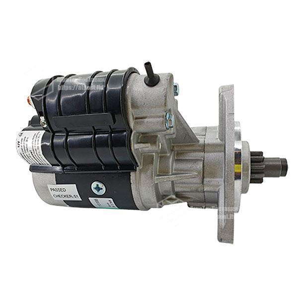 Стартер 12В 3,5кВт МТЗ, Т40, Т25, Т16 (усиленный)