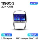 Junsun 4G Android магнитола для   Chery Tiggo 3  2014-2018, фото 2