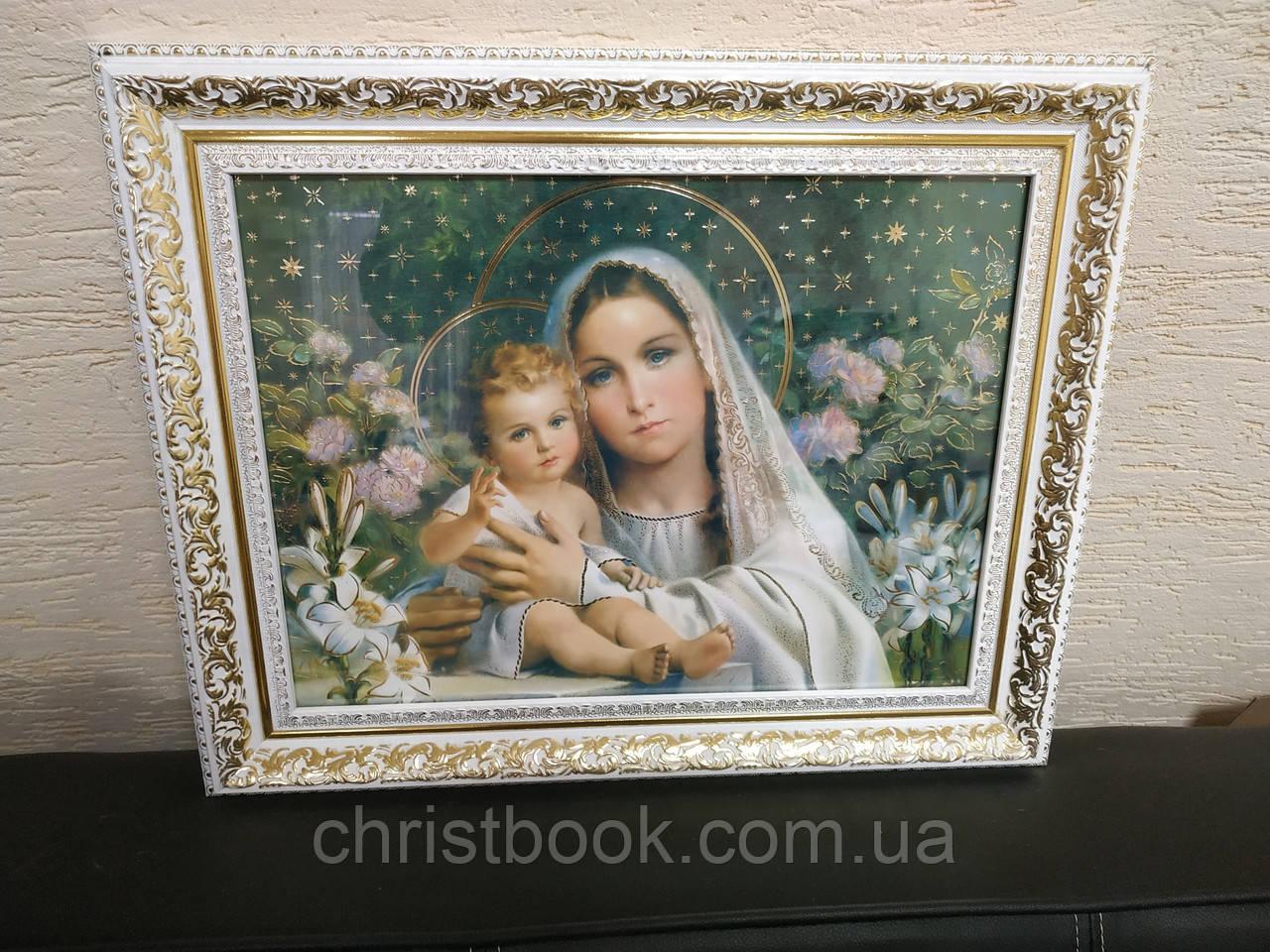 Ікона Мати Божа з Ісусом