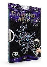 Набір алмазної мозаїки Diamond Art DAR-01 Данко-тойс, фото 3