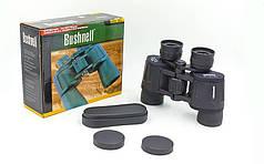 Бинокль Bushnell 20х35 (пластик, стекло,чехол, черный) PZ-TY-3354