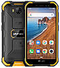 """Ulefone Armor X6 3G 5.0"""" IP68 2GB RAM 16GB ROM 4000 мАч Android 9.0 Face ID 8MP Yellow"""
