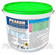 РЕАКОМ - Плюс - ФИТОБОР ( ФІТОБОР ) (подобие WUXAL OILSEED оилсид)  МАСЛЯНИЧНЫЕ подсолнух соя (10л. ведро)