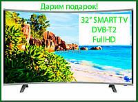 "Изогнутый телевизор Comer E32DU3100 (32""/SmartTV/FullHD/DVB-T2)"