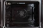 Електрична духова шафа BORGIO OFA 100.00 (Inox) Нержавіюча сталь, фото 8