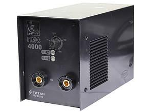 Сварочный инвертор на 160 Ампер Титан ПИС 4000