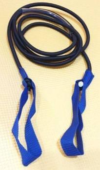 Многожильный борцовский жгут эспандер резина в оплётке толщина 6 мм длина 3 метра