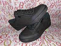 ZANGAK 23 фирменные мужские кожаные кеды кроссовки туфли мокасины на шнурках