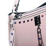 Сумка Женская Классическая иск-кожа 1-01 6947 pink, фото 2