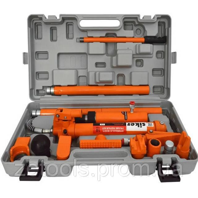 Растяжка гидравлическая 10 тонн оранжевая (комплект) SK-97065