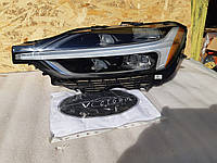 Фара ліва Volvo 31420415 XC60 17-19 США вживана, фото 1