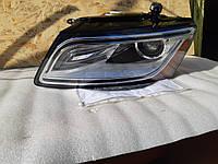 Фара ліва Audi 8R0941031b Q5 США вживана, фото 1