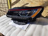 Фара ліва Volkswagen 561-941-773-A Passat 17-19 США вживана, фото 1
