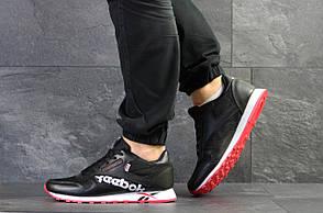 Чоловічі кроссовки Reebok Classic Concept Зразок 001 чорний / білий / червоний. [Розміри в наявності: