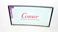 "Изогнутый телевизор Comer 50"" Smart TV Android 7.0 FullHD/DVB-T2/USB"