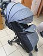 Прогулочная коляска-чемодан  Tilly Bella  (Тилли Белла) + дождевик Anchor Grey, фото 5