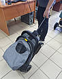 Прогулочная коляска-чемодан  Tilly Bella  (Тилли Белла) + дождевик Anchor Grey, фото 8
