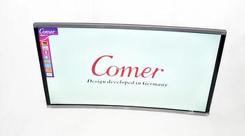"Smart телевизор с изогнутым экраном  Comer 50"" Android 7.0 FullHD/DVB-T2/USB"