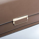 Сумка Женская Клатч иск-кожа 1-01 3009 khaki, фото 2