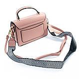 Сумка Женская Клатч иск-кожа 1-01 3009 pink, фото 3