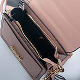 Сумка Женская Клатч иск-кожа 1-01 3009 pink, фото 4