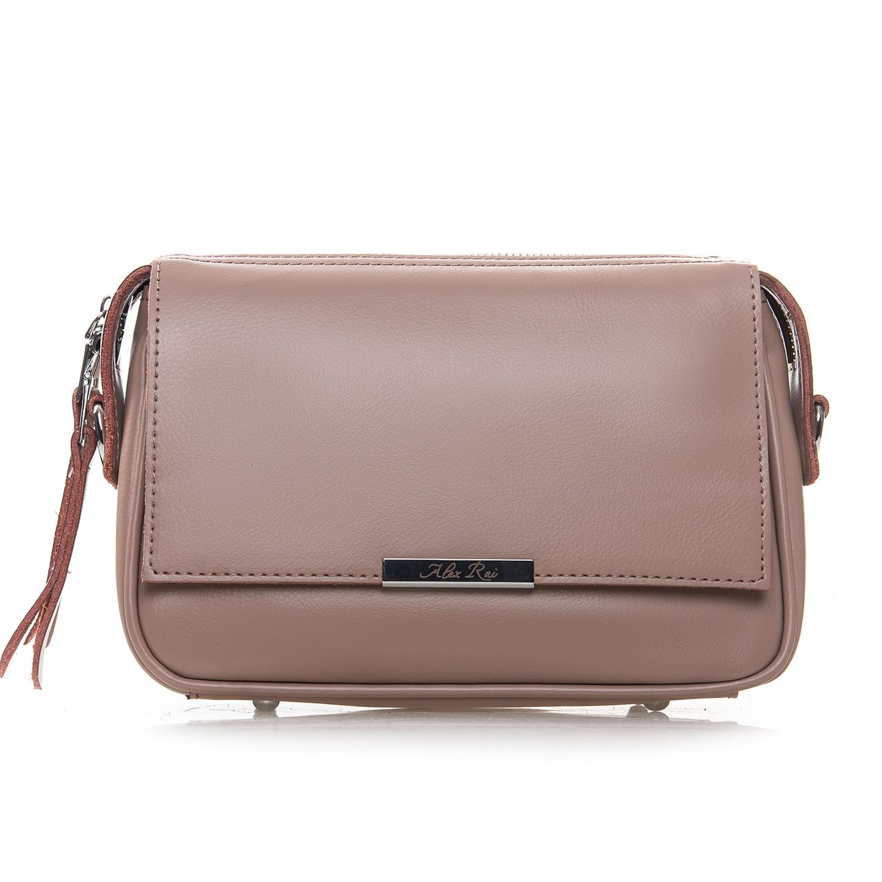 Сумка Женская Клатч кожа ALEX RAI 2-01 2227 pink