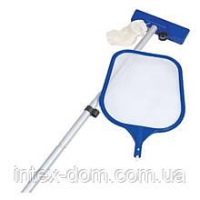 Набор аксессуаров для уборки дна и стенок бассейна от садового шланга BestWay 58013