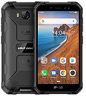 "Ulefone Armor X6 3G 5.0"" IP68 2GB RAM 16GB ROM 4000 мАч Android 9.0 Face ID 8MP Black, фото 1"