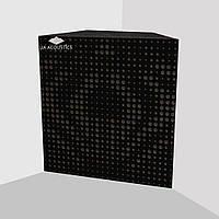 Басовая ловушка «Universe» Base 100 мм (50 x 50 см) Black