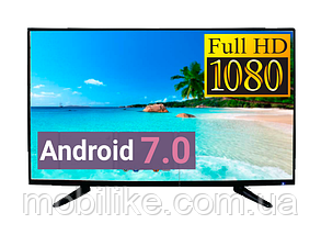 "Телевизор LED TV 42"" SmartTV FullHD Android 7.0 DVB-T2"