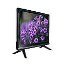 "Телевизор LED TV 17"" HD Ready DVB-T2 HDMI, фото 4"
