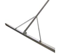 Гладилки скребковая 4м,SPEKTRUM  (лезвие + редуктор)