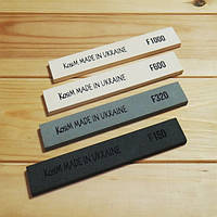 Набор маслянных абразивов KOSIM 148х25х6 мм из 4 шт