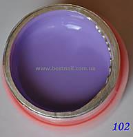 Цветной гель Canni 5 мл №102 , фото 1