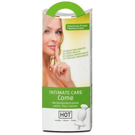 Тренажер для укрепления мышц малого таза Intimate Care Cоме HOT